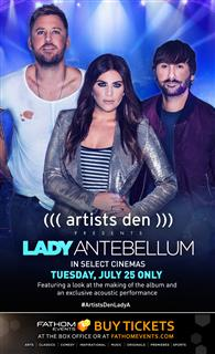 Artists Den Presents: Lady Antebellum